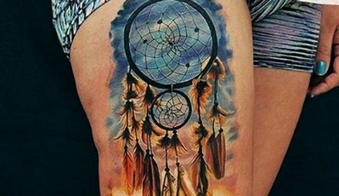 Acchiappasogni tattoo: idee e significato